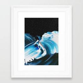 SAPPHIRES & SUFFOCATORS Framed Art Print