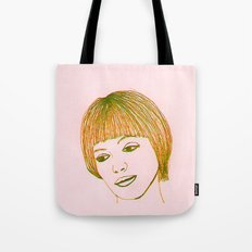 Anna Karenina Tote Bag
