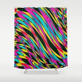 Flick Shower Curtain
