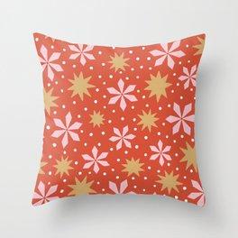 Bright Stars Throw Pillow