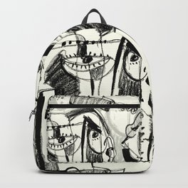 Waiting for Salvation Backpack
