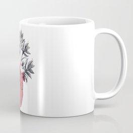 Blooming heart Coffee Mug