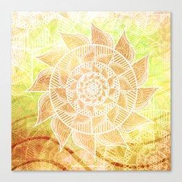 Spirit of the Sun Canvas Print
