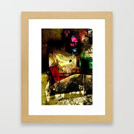 Hypoxia Framed Art Print
