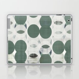 Minimalist art, Scandinavian art, geometric print, nordic design, minimalist wall art, simple art, p Laptop & iPad Skin