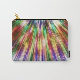 Colorful Tie Dye Carry-All Pouch