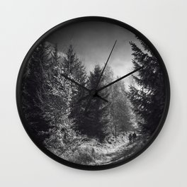 We'll walk this path together Wall Clock