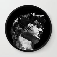 renaissance Wall Clocks featuring RENAISSANCE 2.0 by THE USUAL DESIGNERS