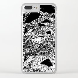 Seance Clear iPhone Case