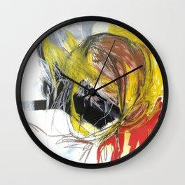Mathematics Wall Clock