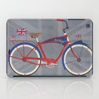 british iPad Cases featuring British Bicycle by Wyatt Design