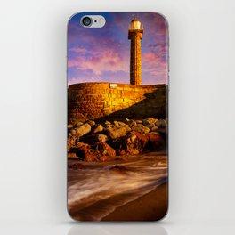 Beacon in Bronze iPhone Skin
