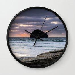 Really Rugged Coast II Wall Clock