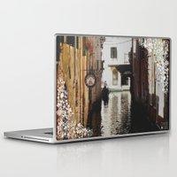venice Laptop & iPad Skins featuring Venice by Caroline Fogaça