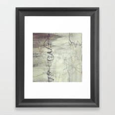 Cygnus II  Framed Art Print
