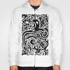 Abstract Hoody