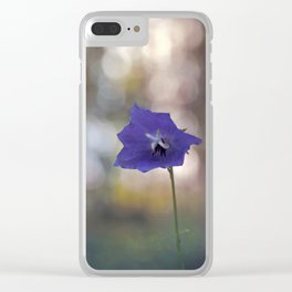 Etoile solitaire Clear iPhone Case