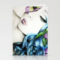 perfume Stationery Cards featuring Perfume  by KhalilKhalidy