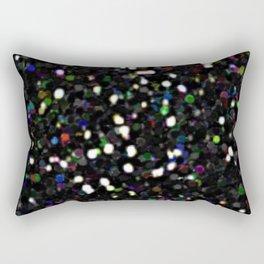 Sparkle & Shimmer Mermaid Scales Rectangular Pillow