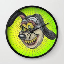 dottie Wall Clock