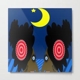 bbnyc: midnight sirens Metal Print