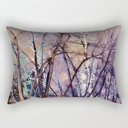 Trees are Poems That the Earth Writes Upon the Sky Rectangular Pillow