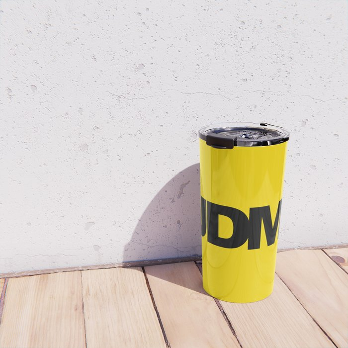 JDM shocker v3 HQvector Travel Mug