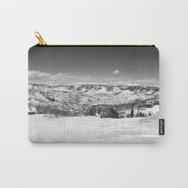 Sugar Mountain Carry-All Pouch