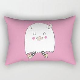 Fuzzle-umptkin Rectangular Pillow