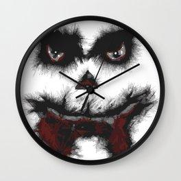My Inner Demon Wall Clock