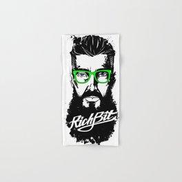RichBit. Hipster Hand & Bath Towel