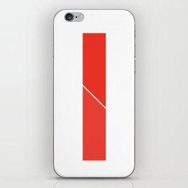 Life's Division Equation iPhone Skin