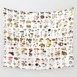 Fungi Wall Tapestry
