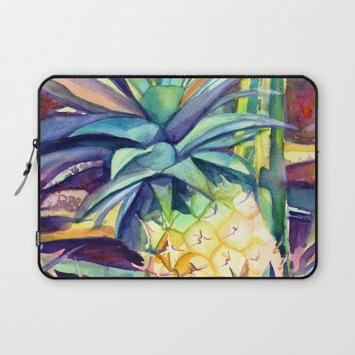 Kauai Pineapple 4 Laptop Sleeve