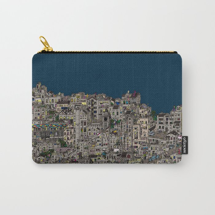 London Favela Carry-All Pouch
