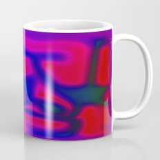 Red Color Leak Mug