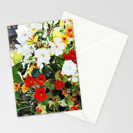 Is it to much spring Stationery Cards