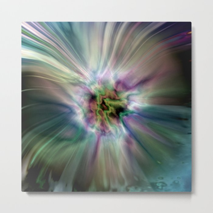 Butterfly Harmony Metal Print