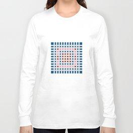 Color Blocks for Fun Long Sleeve T-shirt