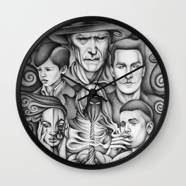 The Dark Tower - Stephen King Wall Clock