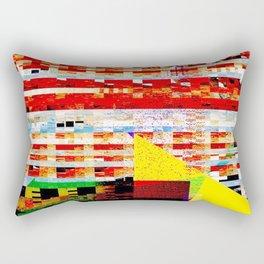Negatives Rectangular Pillow