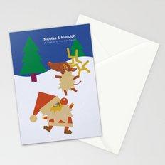 Nicolas&Rudolph Stationery Cards