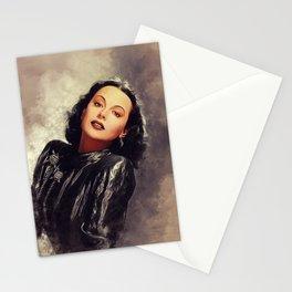 Hedy Lamarr, Hollywood Legend Stationery Cards