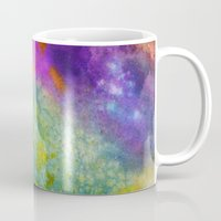 poop Mugs featuring Unicorn Poop by Andrea Gingerich