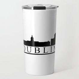 dublin skyline Travel Mug