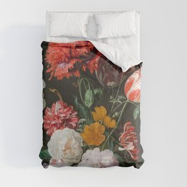 Dutch Golden Age Floral Painting Comforters