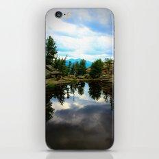 Gem Lake iPhone Skin