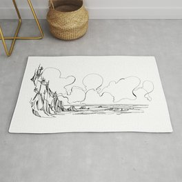 Surf's Up Short Sands Rug