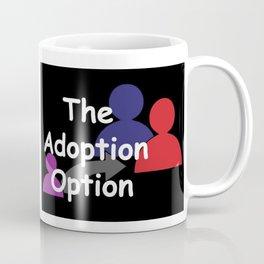 """""""The Adoption Option"""" TV Show Logo Coffee Mug"""