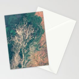 Niger Inland Delta Stationery Cards